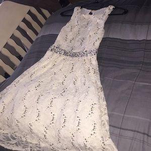 Beige Dress 👗
